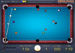 Free Online Games Mini Clip 8 Ball Pool