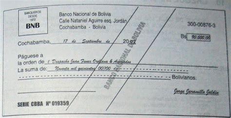 Cheque cruzado especial | FINANZAS y CONTABILIDAD
