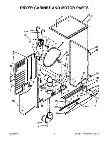 parts for whirlpool lte5243dqb washer dryer combo appliancepartspros