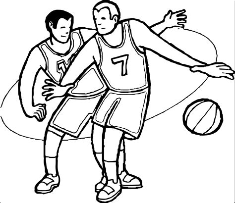 basketball player clipart black and white free basketball clipart images free 2 gclipart