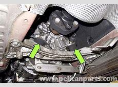 BMW E90 Transmission Mount Replacement E91, E92, E93