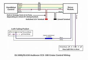 Dip Switch Settings On Cruise Control