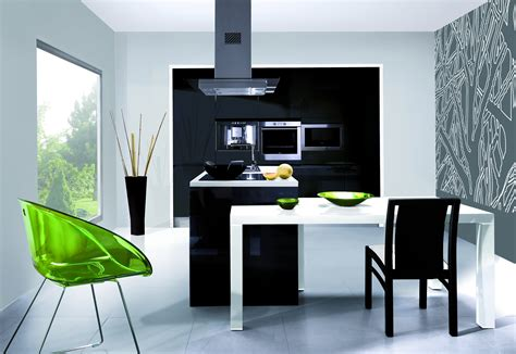 sleek minimalist kitchen designs