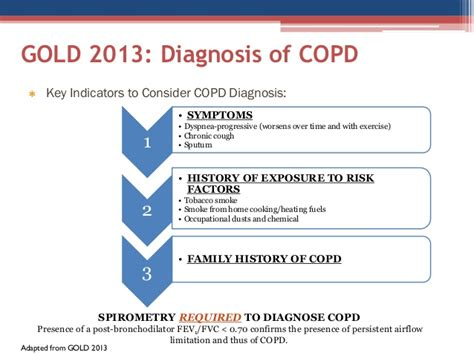 copd lecture  spirometry  obstructive lung diseases