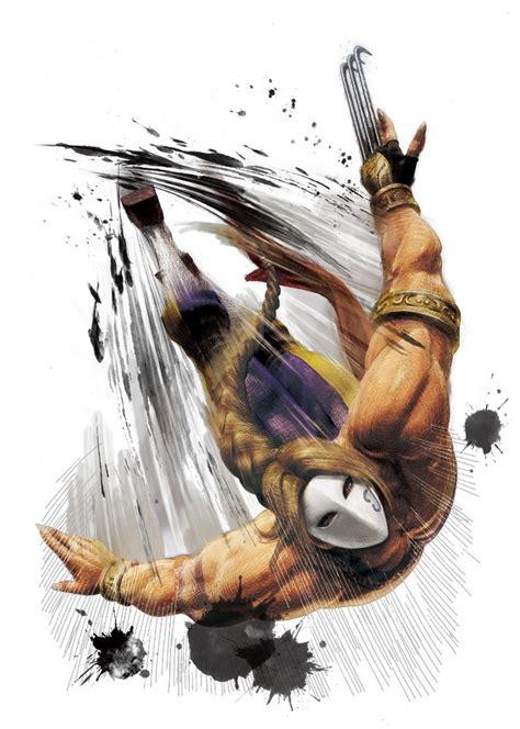 Super Street Fighter Iv Character Artwork