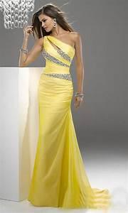 robe de soiree jaune avec strass model astasia location With photo robe de soiree libanaise