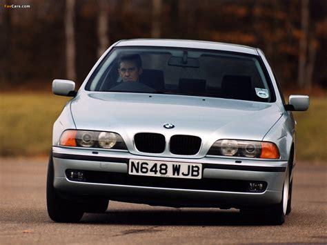 Bmw 540i Specs by Bmw 540i Sedan Uk Spec E39 1996 2000 Wallpapers 1280x960