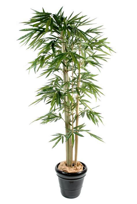 bambou artificiel 3 cannes feuille large int 233 rieur h
