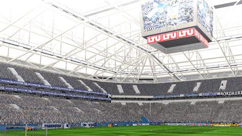 The north macedonia international will wear the no. Stadium Veltins Arena HD, FC Schalke 04 ~ PES pancen Oke