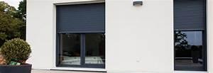 Fenetre De Toit Avec Volet Roulant Integre : baie coulissante alu avec volet roulant meilleures ~ Premium-room.com Idées de Décoration