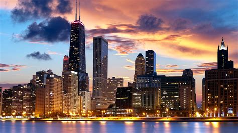 illinois chicago wallpaper