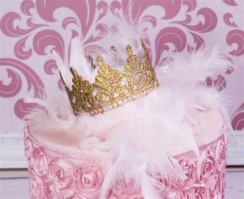 royal heiress gold lace infant girl mini vintage tiara