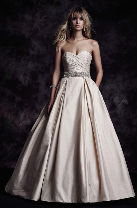 Sweetheart Ball Gown Wedding Dress Style 4606 Paloma
