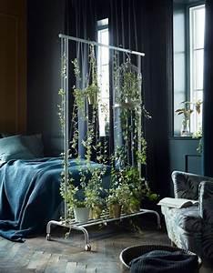 Pflanzen Als Raumteiler : ein gr ner raumteiler als hingucker f r dein schlafzimmer dazu brauchst du lediglich eine ~ Yasmunasinghe.com Haus und Dekorationen