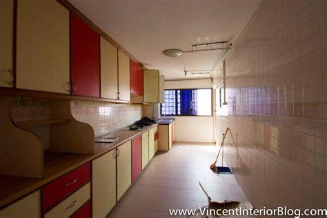 room hdb yishun kitchen  vincent interior blog