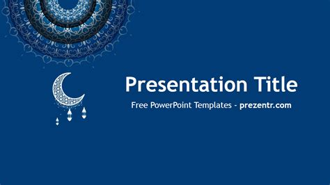 eid mubarak powerpoint template prezentr powerpoint
