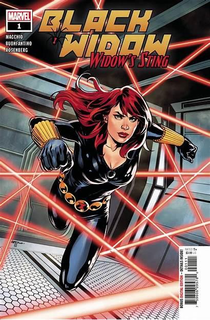 Widow Sting Marvel Comics Widows Comic Film