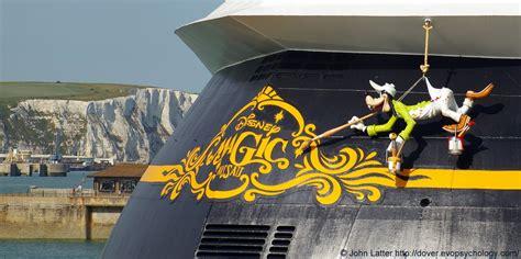 Dover Coronavirus Lockdown Blog UK: MS Disney Magic Cruise ...