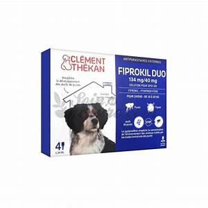 Anti Allergie Hund : fiprokil middle duo hund hund 4 pipettes clement th kan ~ Orissabook.com Haus und Dekorationen