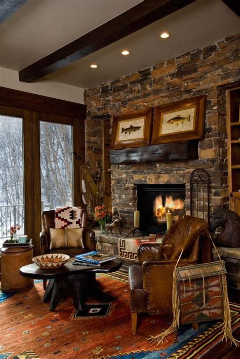 fishing cabin decor 1000 images about rustic elegance on ralph