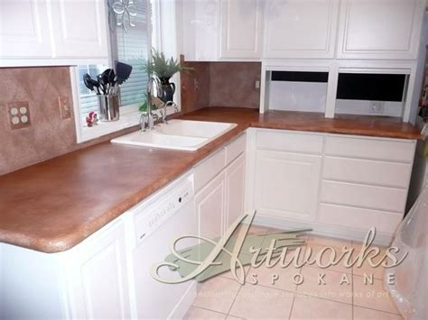 granicrete  laminate countertop   tile