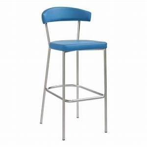Chaises De Cuisine Modernes : tabouret de bar de cuisine moderne elli 4 pieds tables chaises et tabourets ~ Teatrodelosmanantiales.com Idées de Décoration