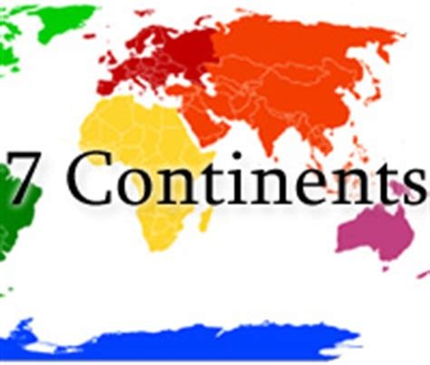 flash cards continents kids parenting