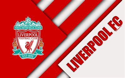 wallpapers liverpool fc logo  material