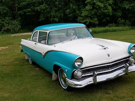 Ford Fairlane Parts by 55 Ford Fairlane Parts Catalog Ford Auto Parts Catalog