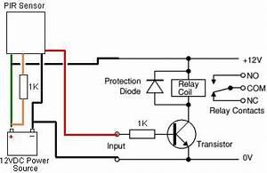 pircircuit electricalcircuit electroniccircuit With wiringpi arduino