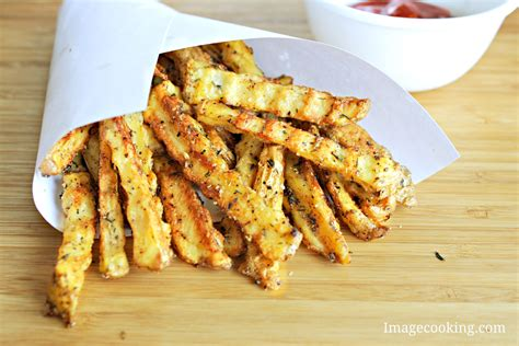 Home Made Fries by Fries