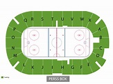 Munn Ice Arena Seating Chart & Events in East Lansing, MI