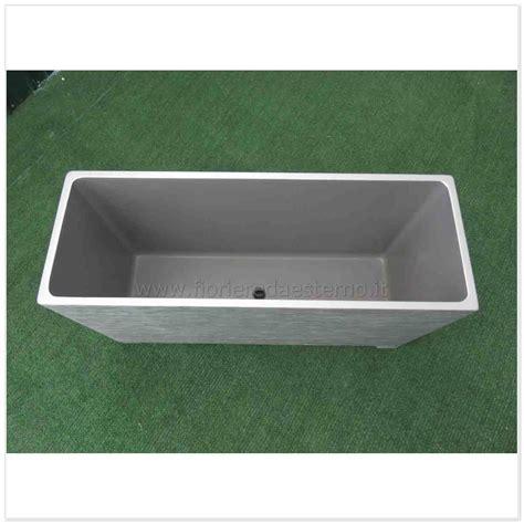 vasi per esterno in cemento fioriere in cemento 540pamod fioriere da esterno vasi