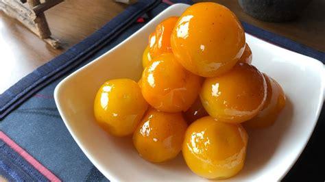 金柑 甘露煮 の 作り方