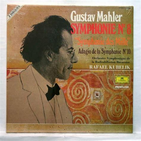 mille maxi mahler symphony no 8 adagio from symphony no 10 by