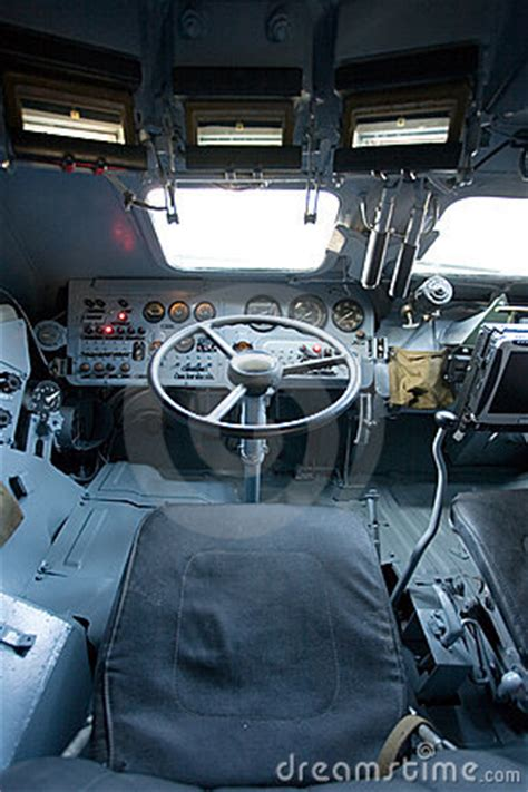 armored vehicles inside military vehicle inside view stock images image 5599484