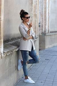 Tenue Femme Classe : best 25 stan smith style ideas on pinterest stan smith ~ Farleysfitness.com Idées de Décoration
