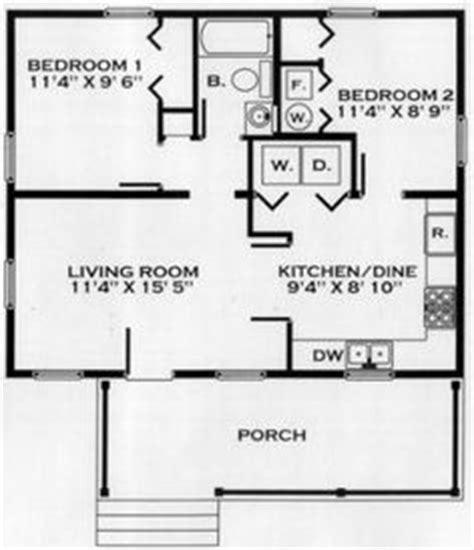 Wood 24x24 Cabin Plans With Loft PDF Plans