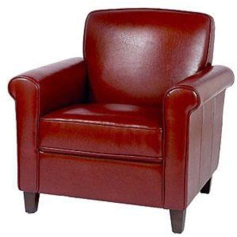 sullivan bonded leather chair from cost plus world