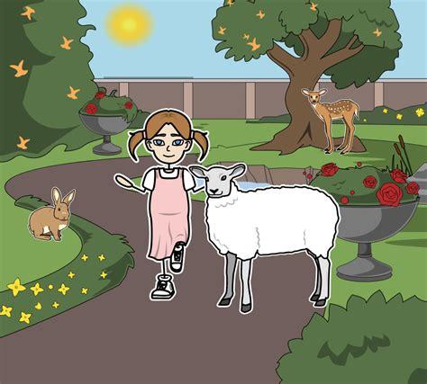 tyger und  lamb twist vergleich storyboard
