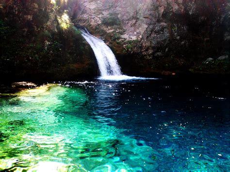 Theth, Albania Syri i kalter   Places to visit, Waterfall ...