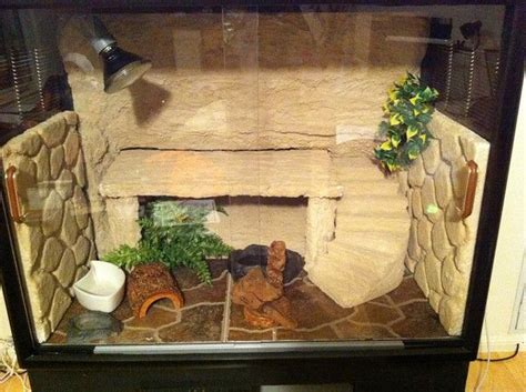 Bearded Tank Flooring by 14 Best Images About Gecko Habitat Ideas On