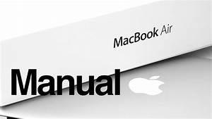 Macbook Air Basics - Mac Manual Guide For Beginners
