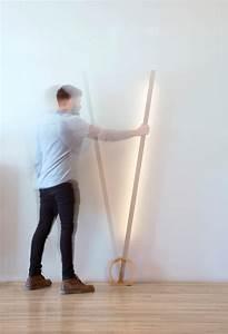 Lampe Indirektes Licht : indirektes licht bodenlampe vari von esrawe ~ Michelbontemps.com Haus und Dekorationen