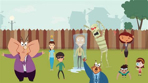 cartoon video     animation