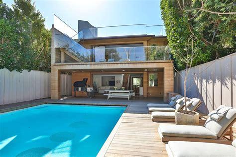 los angeles roof deck ideas pool modern  terrace