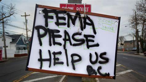 fema shared personal information   million natural