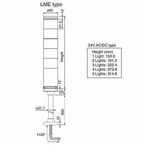 Airgrid Compatible Stack Light
