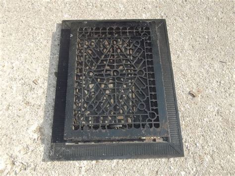 floor furnace grate cover 1000 images about heating register grates on