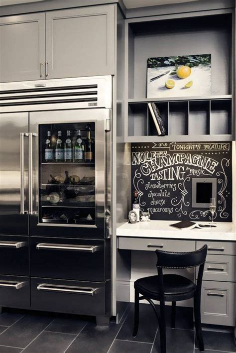 fridge organized buy    glass